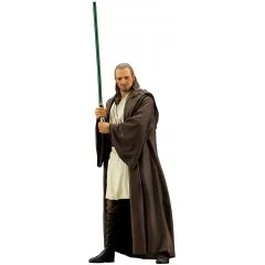 ARTFX+ STAR WARS EPISODE I THE PHANTOM MENACE 1/10 SCALE PRE-PAINTED FIGURE: QUI-GON JINN Kotobukiya