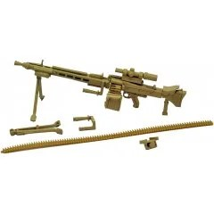 LITTLE ARMORY LA064 1/12 SCALE MODEL KIT: MG3KWS TYPE Tomytec