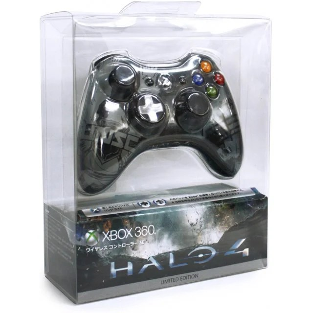 Xbox 360 Wireless Controller SE Halo 4 Limited Edition