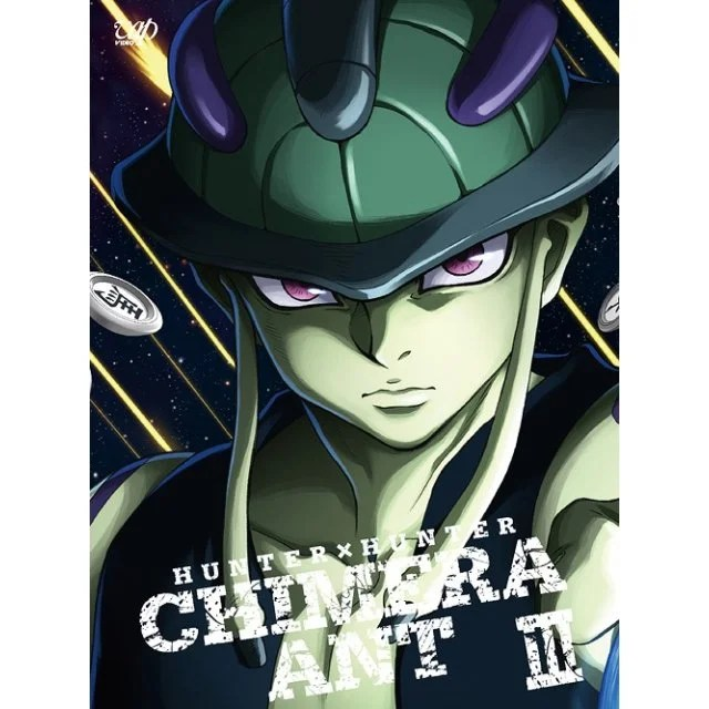 Hunter X Hunter Chimera Ants Hen Dvd Box Vol3