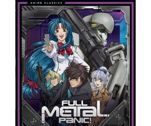 FULL METAL PANIC!: THE COMPLETE SERIES