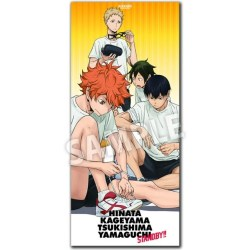HAIKYU!! SECOND SEASON MICROFIBER SPORTS TOWEL: STAND-BY KARASUNO HIGH SCHOOL
