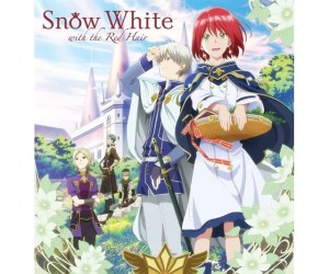 SNOW WHITE WITH THE RED HAIR: SEASON ONE [BLU-RAY+DVD]