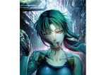 BLACK LAGOON B2 WALL SCROLL: REVY (RE-RUN)