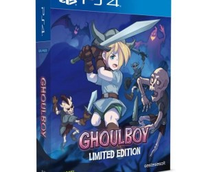 GHOULBOY [LIMITED EDITION]