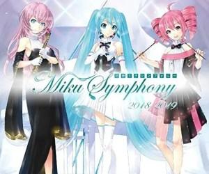 HATSUNE MIKU SYMPHONY 2018-2019 ORCHESTRA LIVE CD