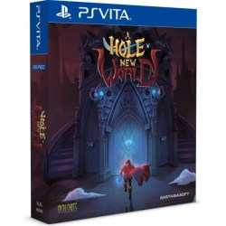 A HOLE NEW WORLD [LIMITED EDITION]