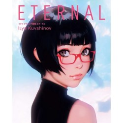 ILYA KUVSHINOV ART BOOK - ETERNAL