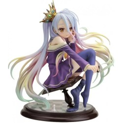NO GAME NO LIFE 1/7 SCALE PRE-PAINTED FIGURE: SHIRO (RE-RUN)