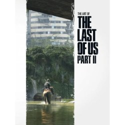 THE ART OF THE LAST OF US PART II (HARDCOVER)