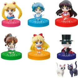 PETIT CHARA! SAILOR MOON PUCHITTO OSHIOKIYO! 2020 VER. (SET OF 6 PIECES)