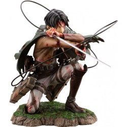 ARTFX J ATTACK ON TITAN 1/7 SCALE PRE-PAINTED FIGURE: LEVI FORTITUDE VER.