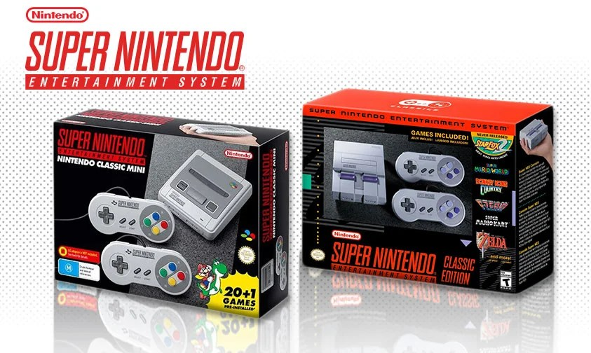 SNES Classic Mini: What You Need To Know - Playasia Blog