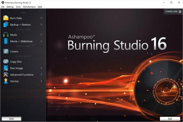 Ashampoo Burning Studio 16.0.7.16 Full Crack