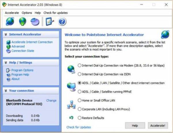 Internet Accelerator 2.0.3.90 - PC Format - pobierz ...
