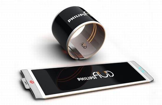 Смартфон-браслет Philips