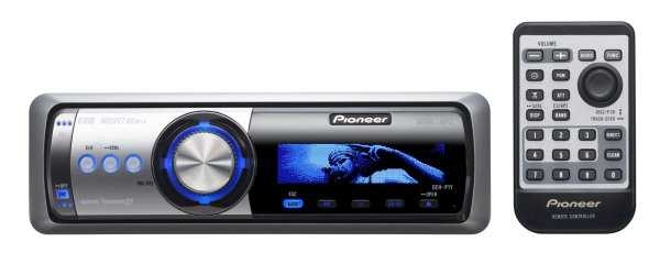 Pioneer DEH P1Y 60W Car CD Tuner Reviews ProductReview