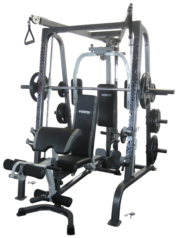 Force Usa Smith Machine Amp Bench Package Reviews