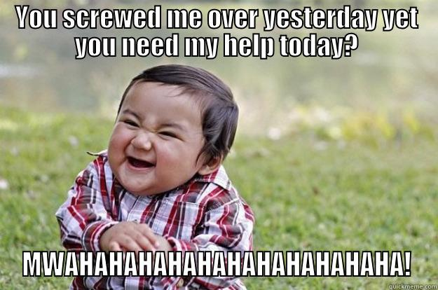 Image result for revenge work funny