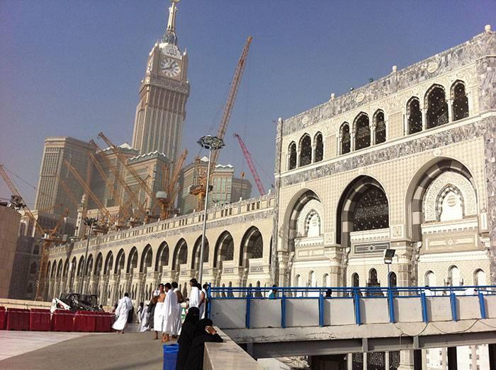 بين فنادق ودورات المياه أين ذهبت مكة القديمة رصيف 22