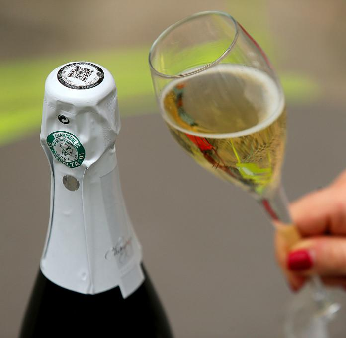 Champagne sales collapsed during coronavirus pandemic