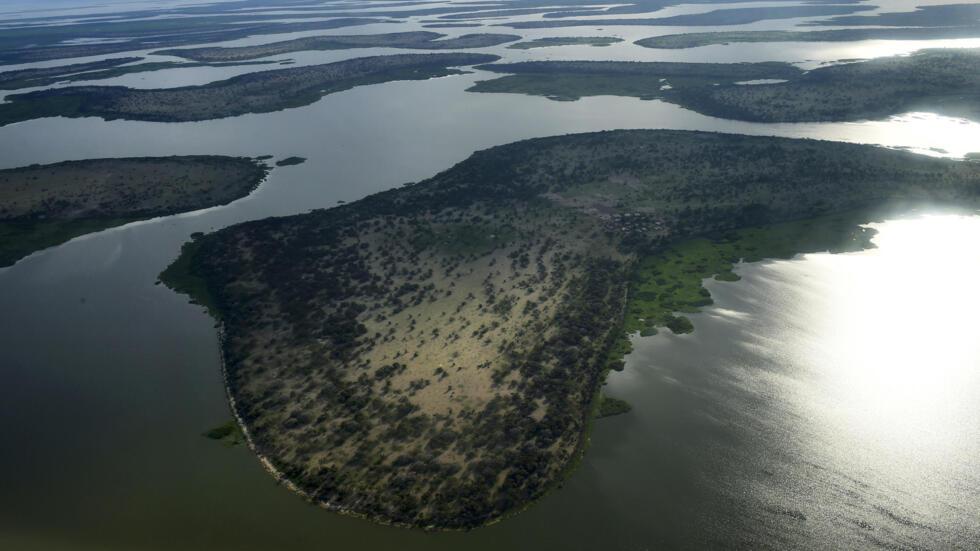 Vue du lac Tchad (image d'illustration)