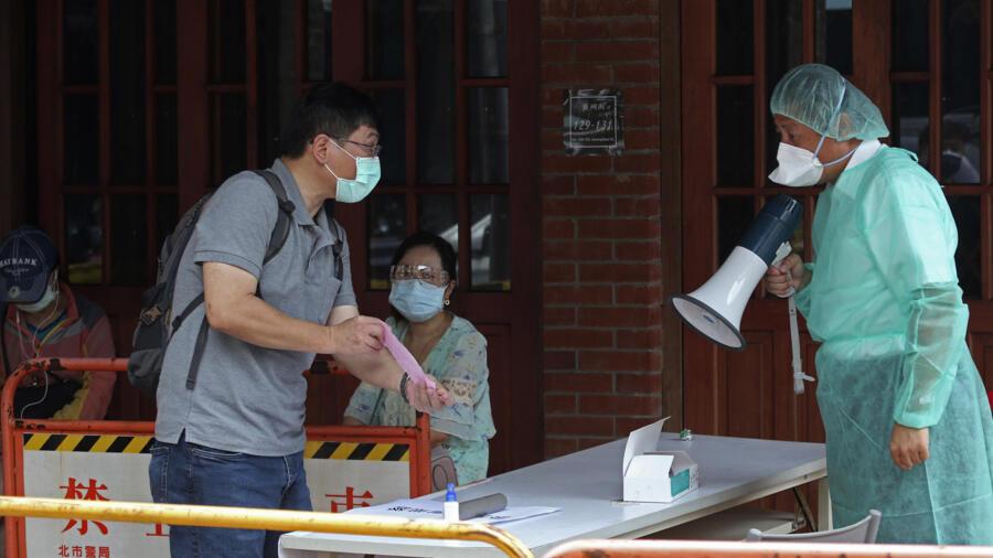 台湾新冠肺炎致死率高达2.8%超过全球平均致死率2.1% 台湾新冠肺炎致死率高达2.8%超过全球平均致死率2.1%