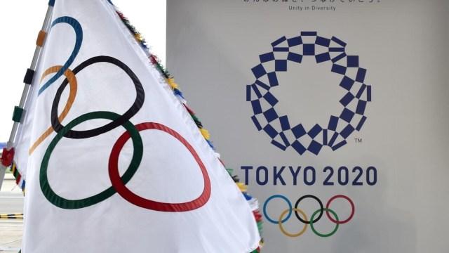 Jogos Olímpicos de Tóquio'2020 foram adiados.