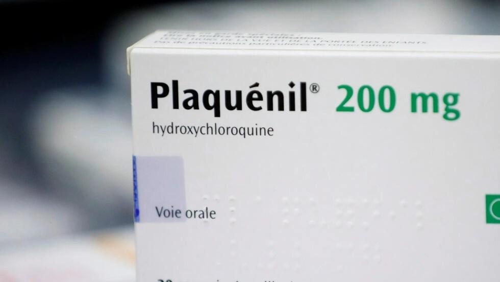 Pacientes contaminados com o novo coronavírus morreram na França de possíveis efeitos colaterais de medicamentos à base de hidroxicloroquina