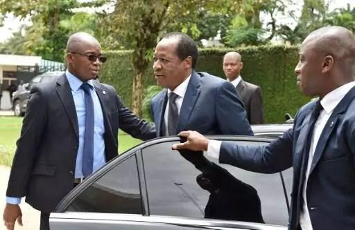 Hambararren shugaban kasar Burkina Faso Blaise Compaore na daga cikin wadanda ake zargi da kashe Sankara