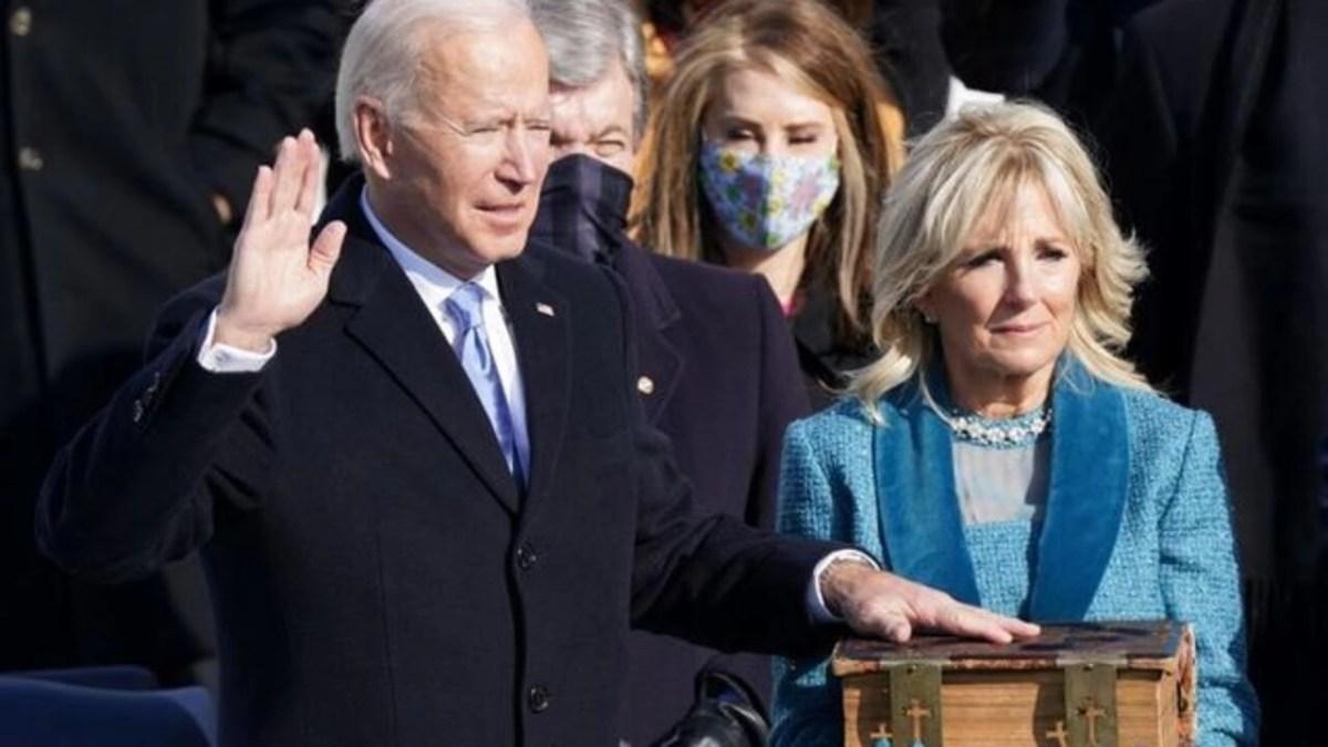 Joe Biden appelle famille nigériane