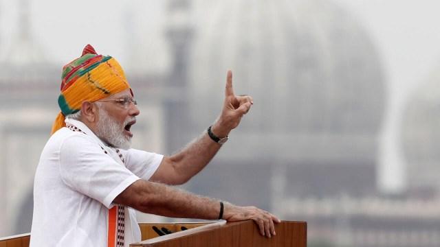印度国防指挥结构改革莫迪宣布新设国防参谋长