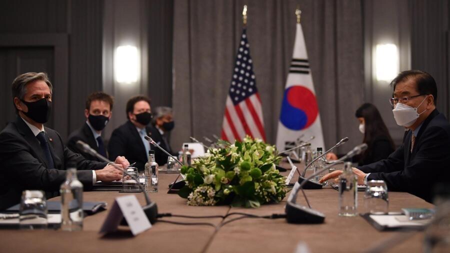 美日韩三国外长伦敦会谈: 强调要充分执行安理会决议 美日韩三国外长伦敦会谈: 强调要充分执行安理会决议