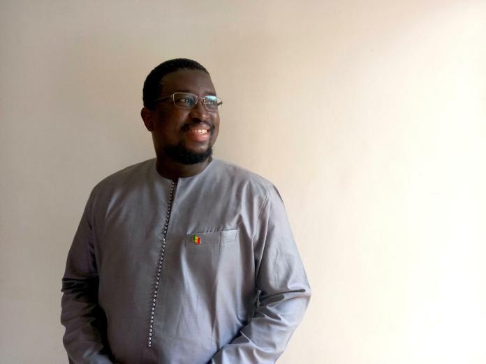 Maram Kaire chez lui à Dakar le 1er juillet.
