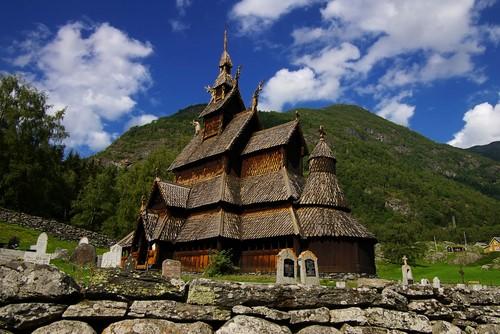 Боргунд – църквата на викингите
