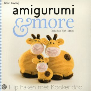Review: boek Amigurumi & More