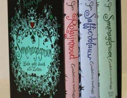 De Edelsteen Trilogie – Kerstin Gier