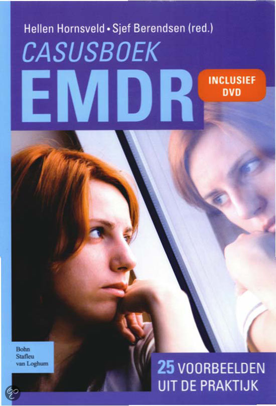 Casusboek EMDR 25 voorbeelden uit de praktijk + DVD