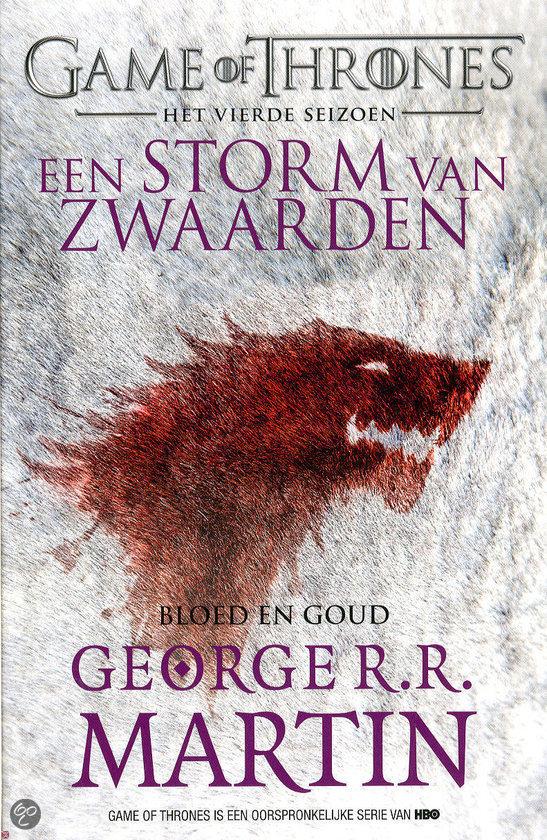 Een storm van zwaarden – bloed en goud (deel 3.2) – George R. R. Martin
