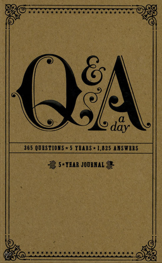 Q & a A Day