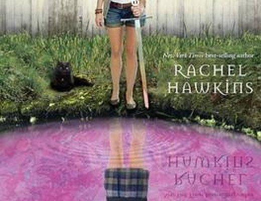 Hex Hall 3 Spellbound – Rachel Hawkins (engels boek)
