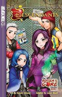 Disney Manga