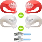 Racefiets verlichting LED