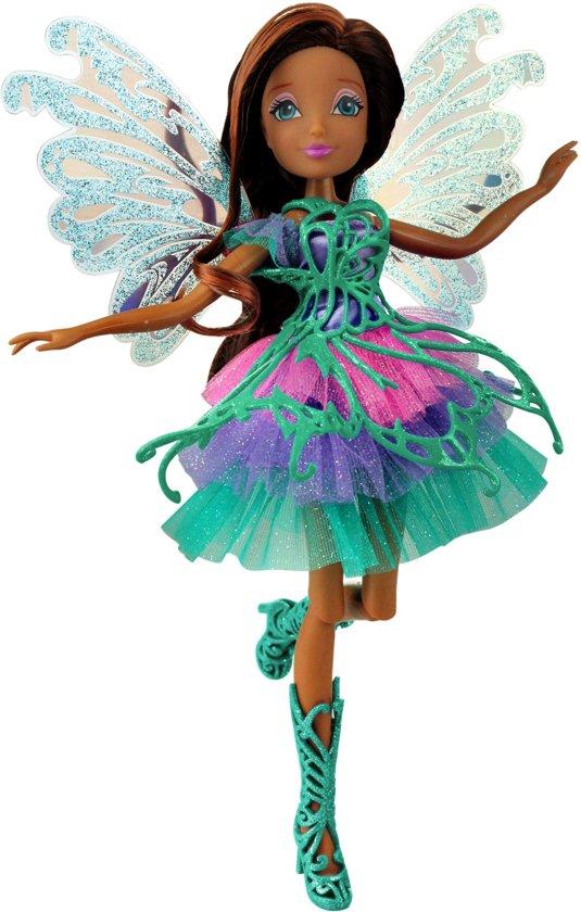 Winx Club Pop Butterflix Fairy Layla 30 Cm
