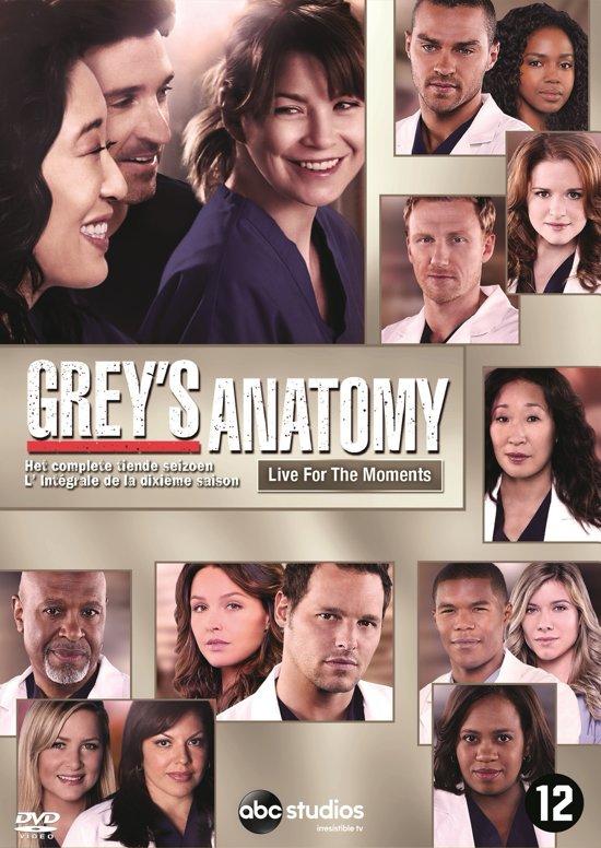 bol.com | Grey's Anatomy - Seizoen 10 (DVD), Patrick ...