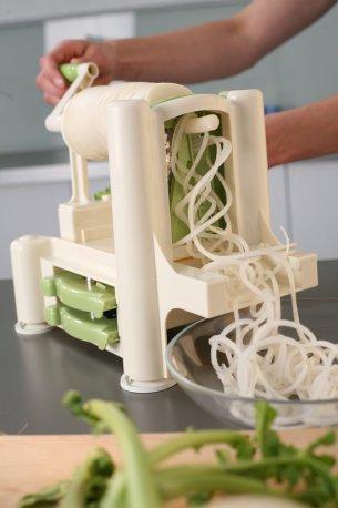Afbeeldingsresultaat voor groentespaghetti spirali