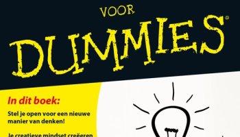Creativiteit voor dummies – David Cox