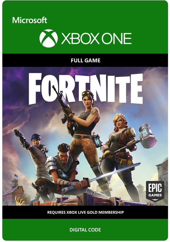 Fortnite Deluxe Founders Pack Xbox One ID
