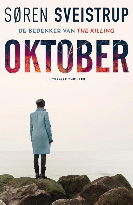 Oktober Boek omslag