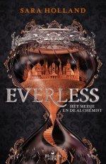 Everless 1: Het meisje en de alchemist Boek omslag
